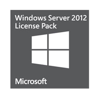 Microsoft Windows Server 2012 - 5 User CAL - OEM