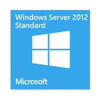 Microsoft Windows Server Standard 2012 64-bit OEM