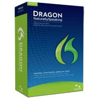 Nuance Dragon Naturally Speaking Premium v12 (PC)