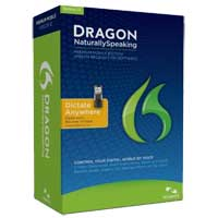 Nuance Dragon Naturally Speaking Premium Mobile v12 (PC)