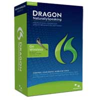 Nuance Dragon Naturally Speaking Premium Wireless v12 (PC)