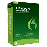 Nuance Dragon Dictate 3 (Mac)