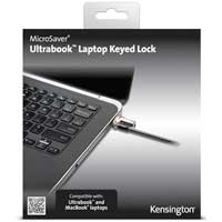 Kensington MicroSaver® Ultrabook® Laptop Keyed Lock
