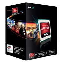 AMD A6 5400K Black Edition 3.6GHz Socket FM2 Boxed Processor