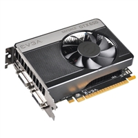 EVGA 02G-P4-2653-KR NVIDIA GeForce GTX 650 Superclocked 2048MB PCIe 3.0 x16 Video Card