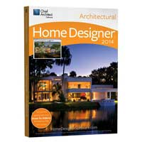 Chief Architect Home Designer Architectural 2014 (PC)
