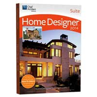 Chief Architect Home Designer Suite 2014 (PC)