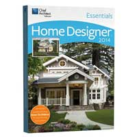 Chief Architect Home Designer Essentials 2014 (PC)