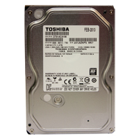 "Toshiba 1TB 7,200 RPM SATA 6.0Gb/s 3.5"" Internal Hard Drive DT01ACA100 - Bare Drive"