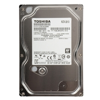 "Toshiba 500GB 7,200 RPM SATA III 6.0Gb/s 3.5"" Internal Desktop Hard Drive - Bare Drive"