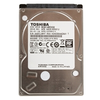 "Toshiba 320GB 5,400 RPM 2.5"" SATA 3Gb/s Internal Notebook Hard Drive - Bare Drive"