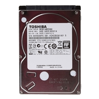 "Toshiba 500GB 5,400 RPM SATA 3Gb/s 2.5"" Internal Notebook Hard Drive - Bare Drive"
