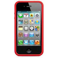 Apple iPhone 4/4S Bumper - Red