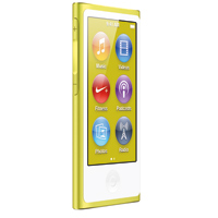 Apple iPod nano 16GB (7th Generation) - Yellow
