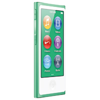 Apple iPod nano 16GB (7th Generation) - Green