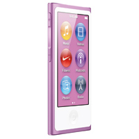 Apple iPod nano 16GB (7th Generation) - Purple