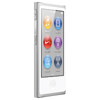 Apple iPod nano 16GB (7th Generation) - Silver