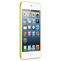 Apple iPod touch 64GB (5th Generation) - Yellow