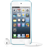 Apple iPod touch 32GB (5th Generation) - Blue