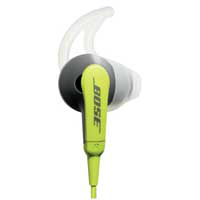 Bose SIE2i Sport Headphones with Microphone Green
