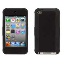 Griffin Protector Case for iPod Touch 5 - Black