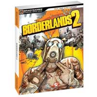 Brady BORDERLANDS 2  GAME GUIDE