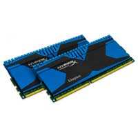 Kingston Hyper X Predator 8GB DDR3-2133 (PC3-17000) CL 11 Desktop Memory Kit (Two 4GB Memory Modules)