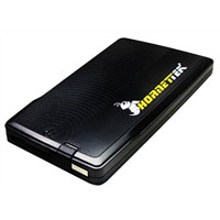 "HornetTek Travel Lite 2.5"" SATA to USB 2.0 Portable External Drive Enclosure"