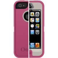 OtterBox Defender Case w/Holster for iPhone 5 Blush