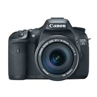 Canon EOS 7D 18 Megapixel DSLR Camera with EF 18-135 IS STM Kit