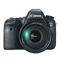 Canon EOS 6D 20.2 Megapixel Digital SLR Camera Kit with EF24-105mm IS Lens - Black