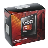 AMD FX 8350 4GHz AM3+ Black Edition Boxed Processor