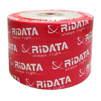 Ridata CD-R 52X 700MB 50-Pack