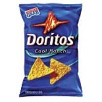Doritos Cool Ranch 2.87 oz.