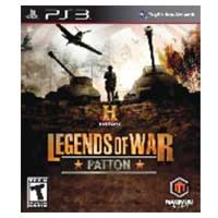 Maximum Family Games History Legends of War: Patton (PS3)