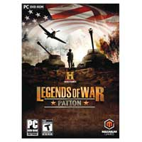 Maximum Family Games History: Legends of War Patton (PC)
