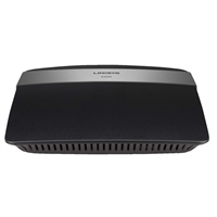 LinkSys E2500 - N600 Dual Band Wi-Fi Wireless Router