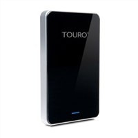 HGST Touro Mobile Pro 1TB 7,200 RPM SuperSpeed USB 3.0 Portable Hard Drive 0S03559