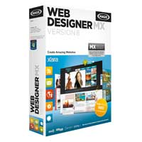 Magix Entertainment XARA Web Designer MX