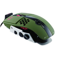 Thermaltake Level 10 M Gaming Mouse - Green