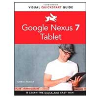 Sams GOOGLE NEXUS 7 TABLET VQS