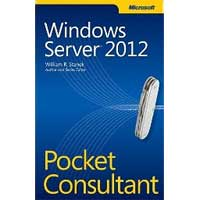 Microsoft Press WINDOWS SERVER 2012 POCKE