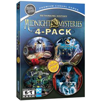 Encore Software MIDNIGHT MYSTERIES 4 PACK