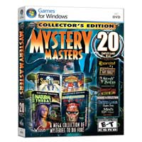 Encore Software Mystery Masters 20-Pack (PC)