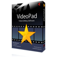 NCH Software VideoPad Video Editor (PC/MAC)
