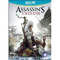Ubisoft Assassin's Creed III (Wii U)