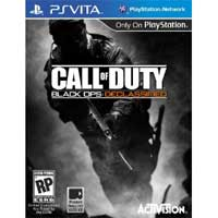 Activision Call of Duty: Black Ops Declassified (PS Vita)