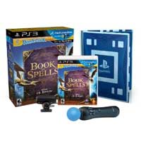 Sony Wonderbook: Book of Spells Move Bundle (PS3)