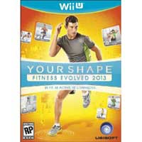 Ubisoft Your Shape Fitness Evolved 2013 (Wii U)