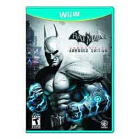 Warner Brothers Batman: Arkham City Armored Edition (Wii U)